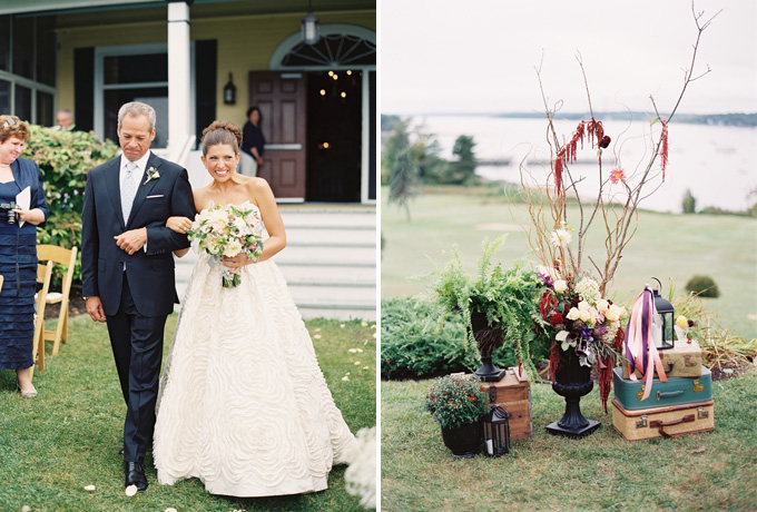chebeague island maine wedding photos